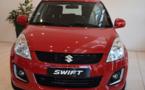 """Nouvelle Suzuki Swift: elle se """"débride""""!"""