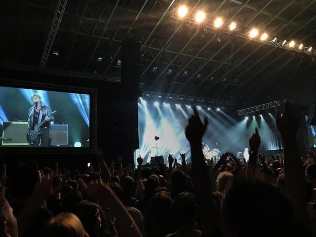 Les Insus en concert