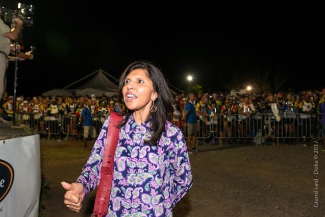 Grand Raid 2017: les images du départ