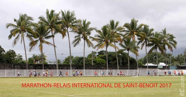 Le Relais-Marathon, vitrine du sport à Saint-Benoit