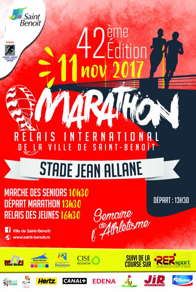 Relais-Marathon International : Run Oxygène «l'a donne l'air»