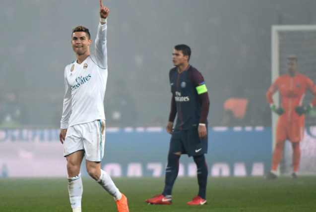 Ronaldo peut lever le bras, le Real est largement au-dessus du PSG