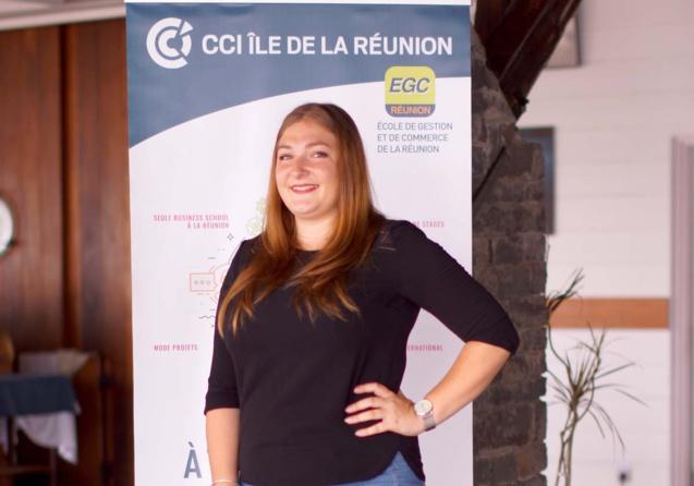 N°8 : Priscillia Martinez, 21 ans, Licence Administration Economique et Sociale