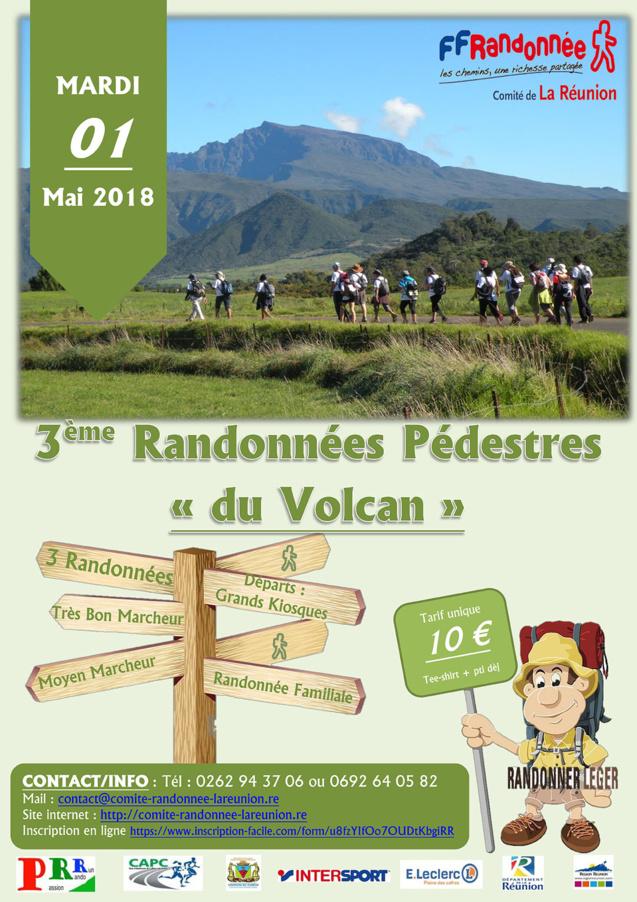 Trail du Volcan : la dernière ligne droite pour s'inscrire