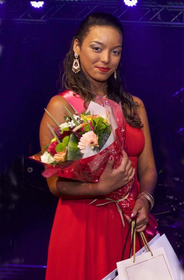 Lucinda Cottin, 1ère dauphine Miss Salazie 2018