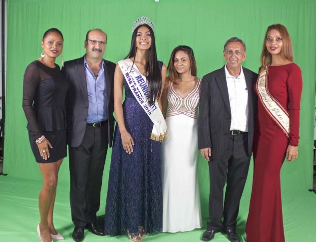 Les membres du jury: Natacha Basson, Krishna Kalidas, Audrey Chane Pao Kan, Urielle Picard, Aziz Patel et Estelle Bordier