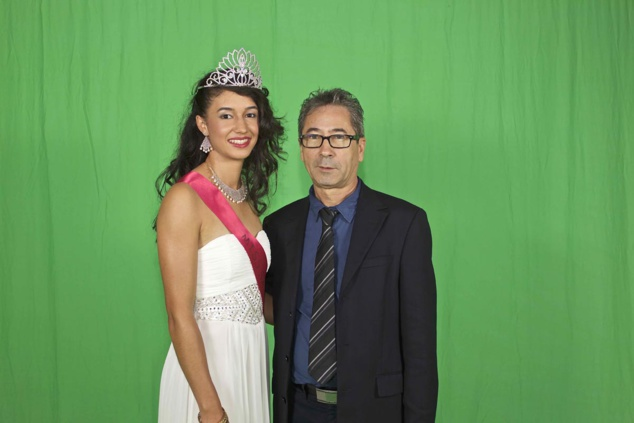 Miss Salazie et Mario Moreau