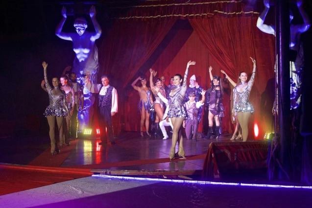 Le Cirque Raluy à La Réunion: images
