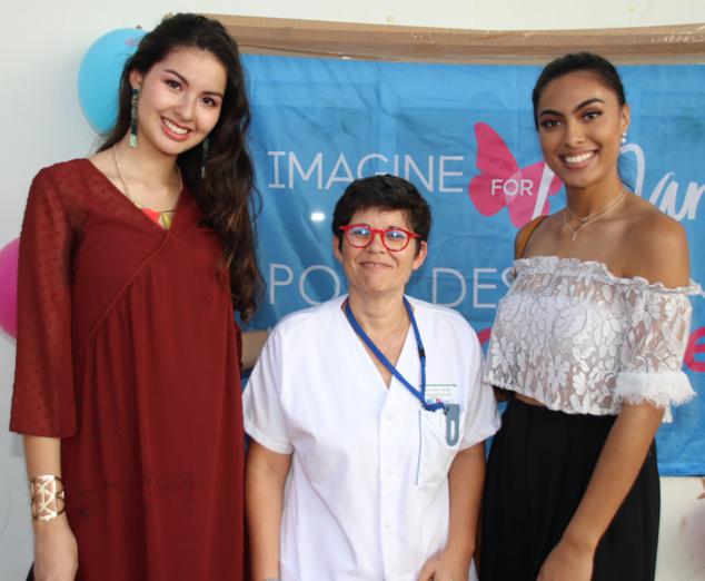 26 410 euros pour les enfants malades du cancer grâce à Imagine for Margo