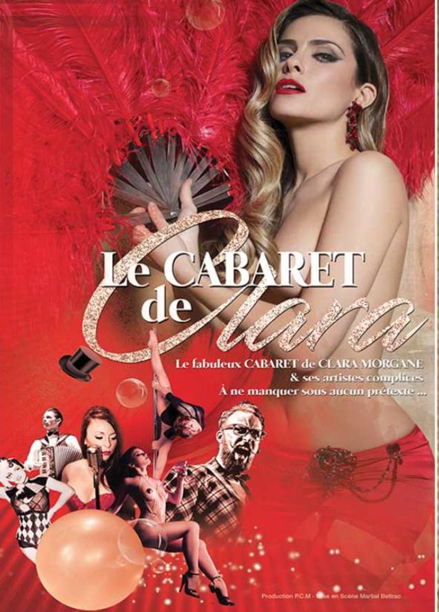 Le Cabaret de Clara continue sa tournée en métropole