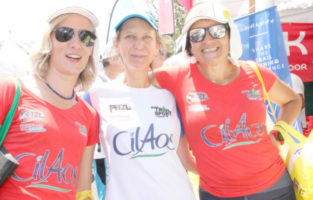 Sonia, Nathalie et Sandra, trois filles qui ont la COT