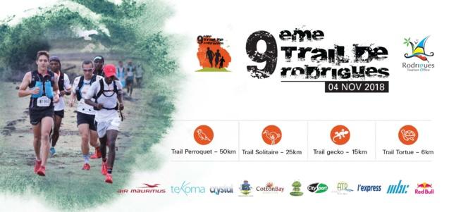 Trail de Rodrigues: du beau monde pour cette 9ème édition