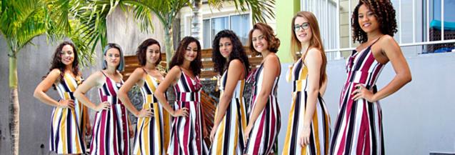 Miss Saint-Joseph 2018: les 8 candidates