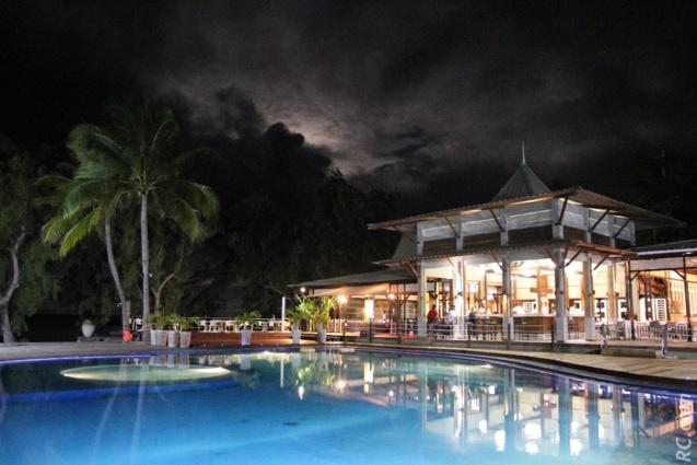 Le Cotton Bay Resort & Spa est une belle référence pour l'industrie hôtelière rodriguaise