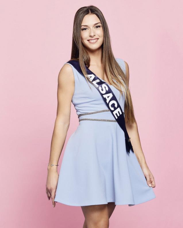 Miss Alsace - Lea Reboul