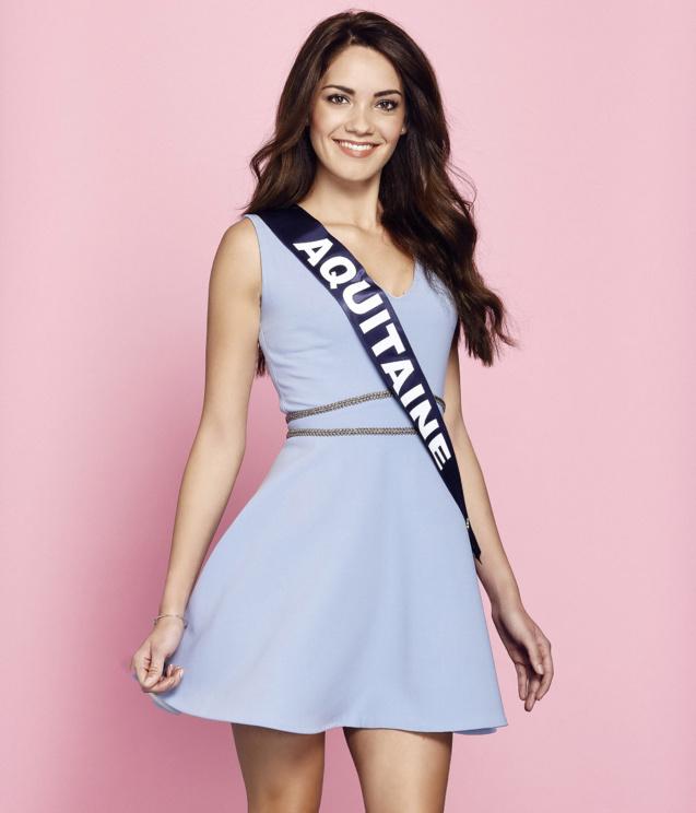 Miss Aquitaine - Caria Bonesso