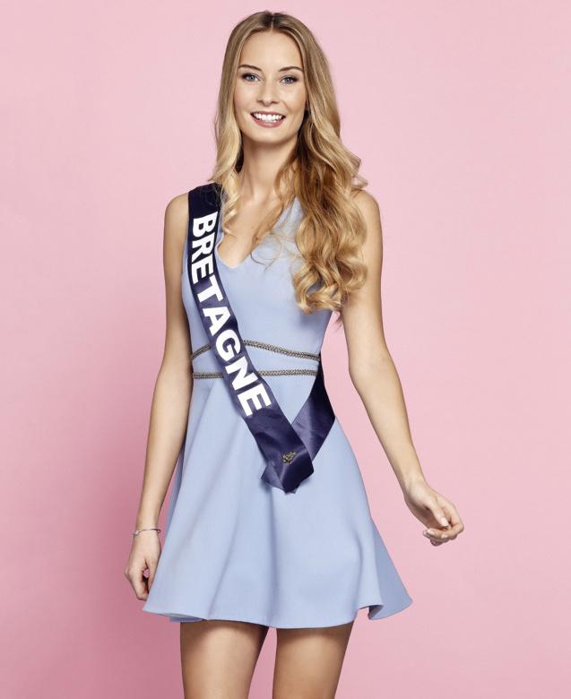 Miss Bretagne - Emilie Bachellereau