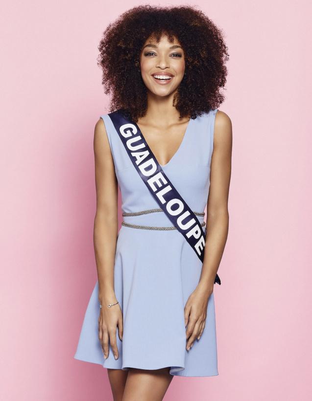 Miss Guadeloupe - Ophely Mezino