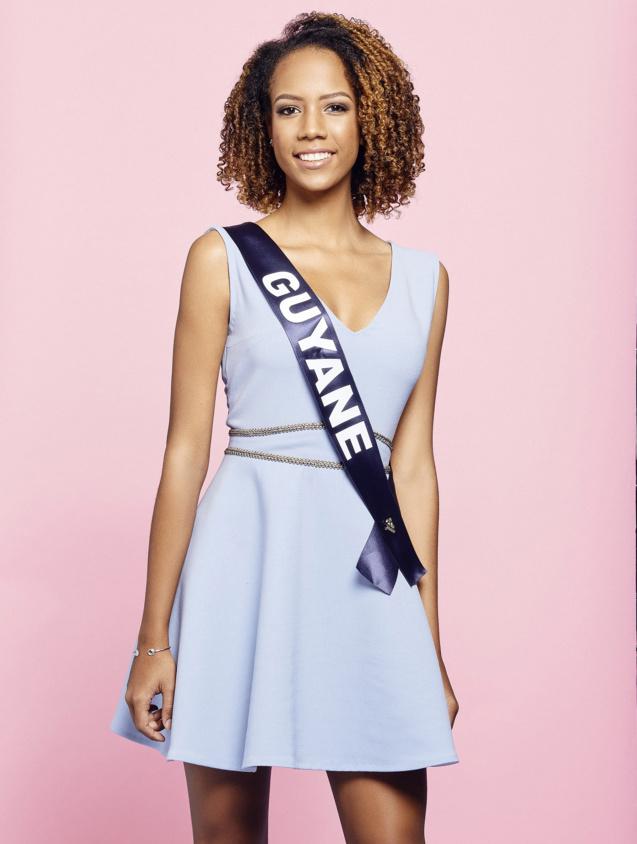 Miss Guyane - Laureline Decocq