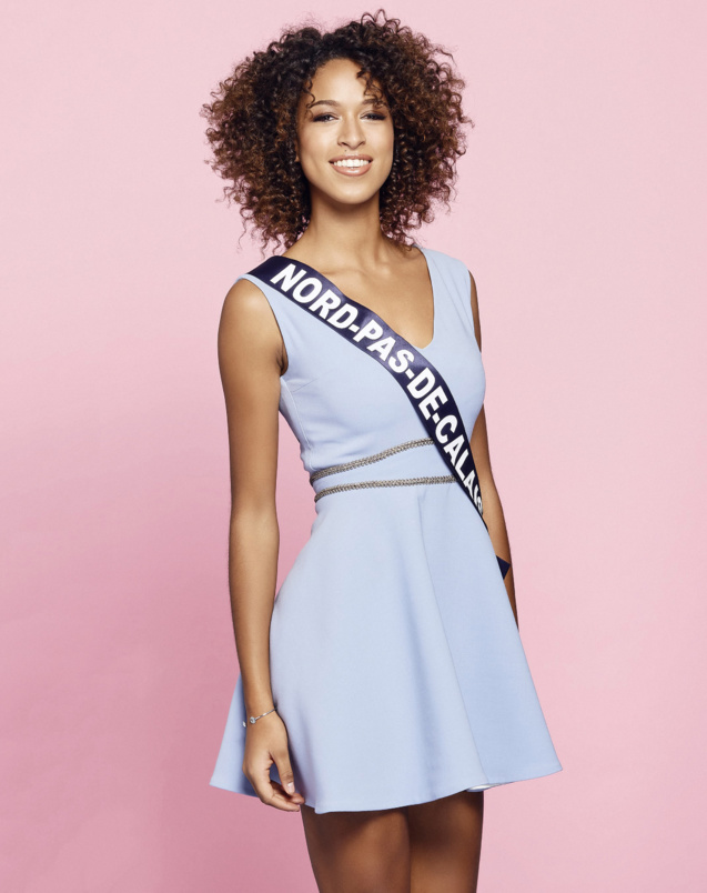 Miss Nord-Pas-de-Calais - Annabelle Varane