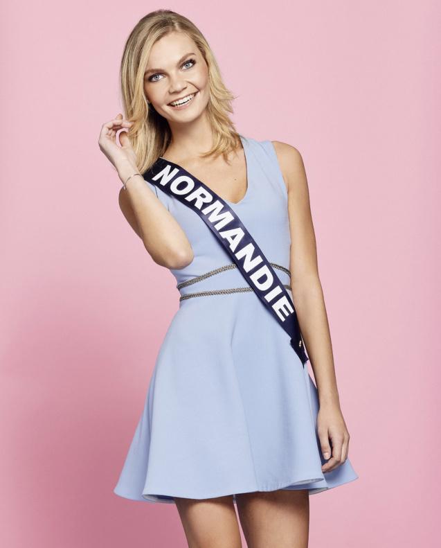Miss Normandie - Anaelle Chretien