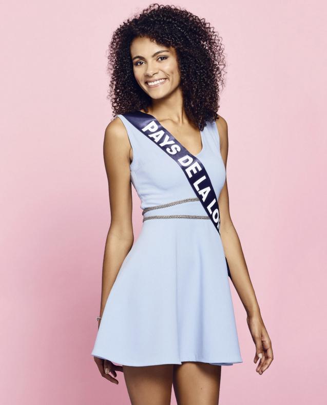 Miss Pays de Loire - Diane Le Roux