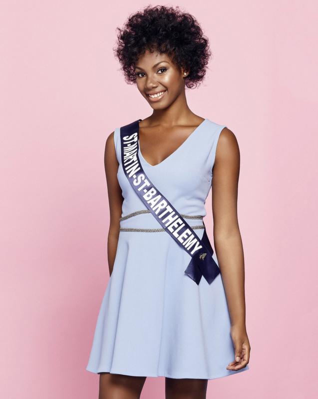 Miss Saint Martin - Saint Barthelemy - Allisson Geoges