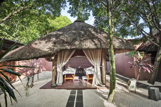 Dans un décor de rêve, il n'y a pas de mal à se faire du bien au Spa de Awali