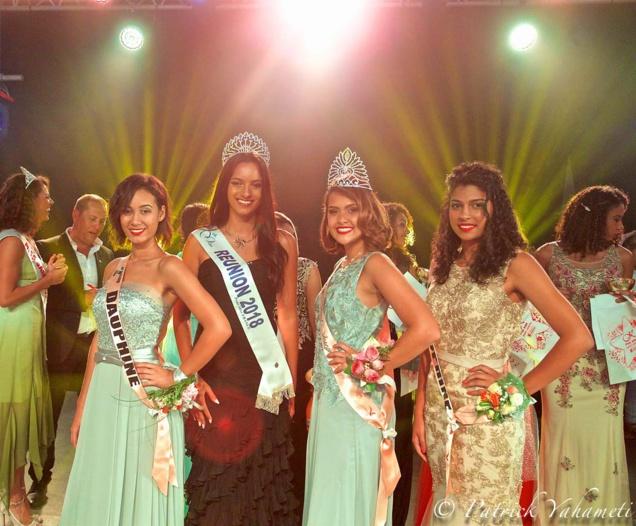 Miss Saint-Joseph 2018: Camille Lebon couronnée