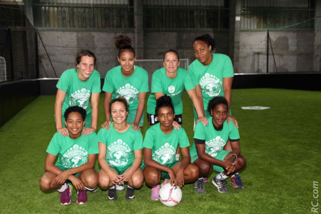 l'équipe féminine de la Saint-Louisienne