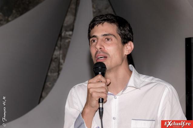 Yves Gauvin, le nouvel homme fort de SFR Réunion