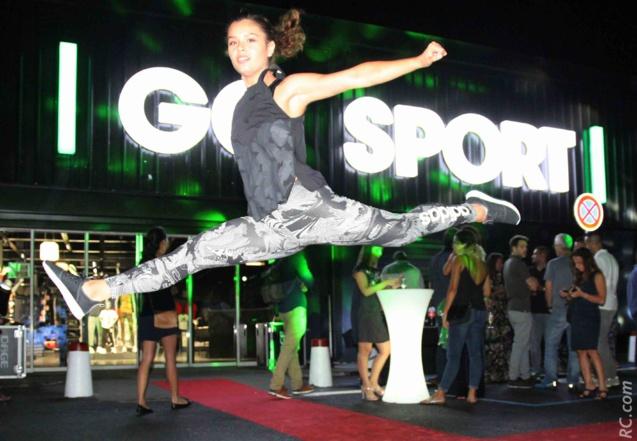 Un joli top départ pour Go Sport de Saint-Paul
