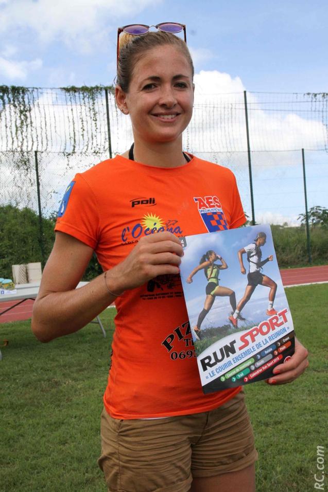 Clémence Hollinger avait remporté la première édition sur 28 km