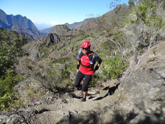 La Réunion, paradis des coureurs de montagne
