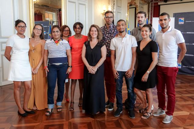 Vœux à la presse de Gilbert Annette, maire de Saint-Denis