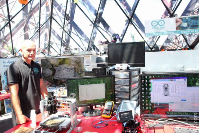 Cité du Volcan: journée High Tech