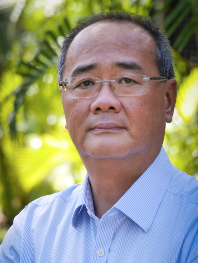 Eric Leung, président de la CPME Réunion