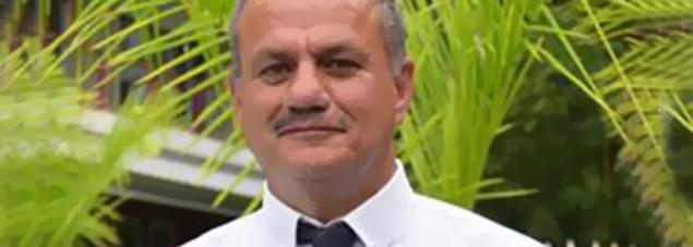 Jean-Emile Fontaine, nouveau président du Crédit Agricole de La Réunion