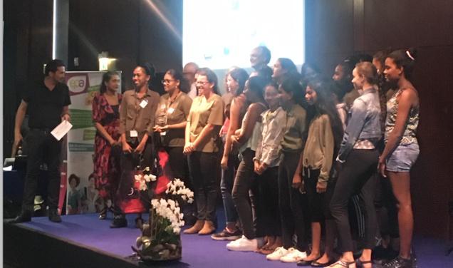 400 jeunes au 3ème Salon régional des Mini-entreprises de La Réunion !