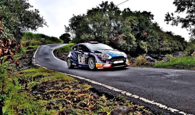 Damien Dorseuil sur Ford Fiesta remporte la Ronde de l'Est