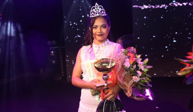 Solène Brun, Miss Bras Panon 2019