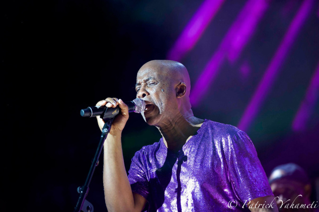 Exile One en concert à Saint-Denis: les photos