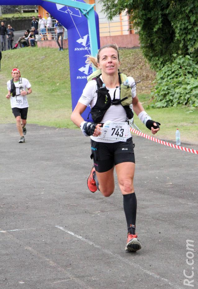 Hélène Valette vainqueur du Challenge des 35 km