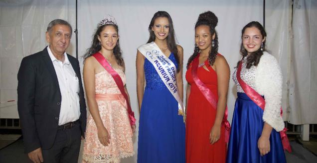 Miss Salazie 2019: Sythiana Nourry élue, toutes les photos