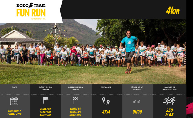 Un petit 4km pourt les enfants, avec Yan de Maroussen comme «guide»