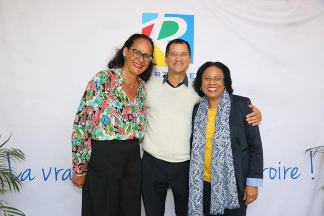 JIOI 2019: Sébastien Maillot porte drapeau de La Réunion