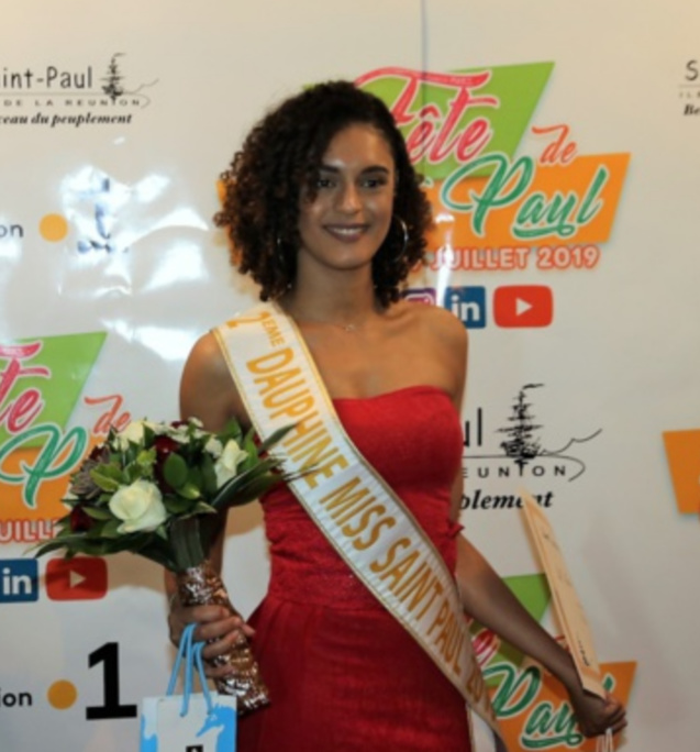 Laurie Nirlo, 2ème dauphine