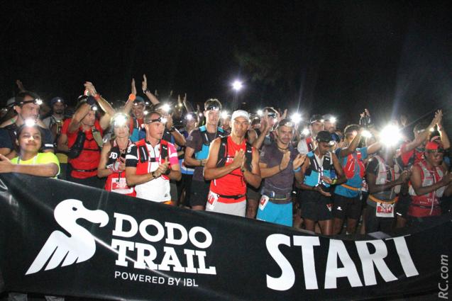 Le Dodo Trail, une course de plus en plus internationale, avec cette année 16 pays représentés