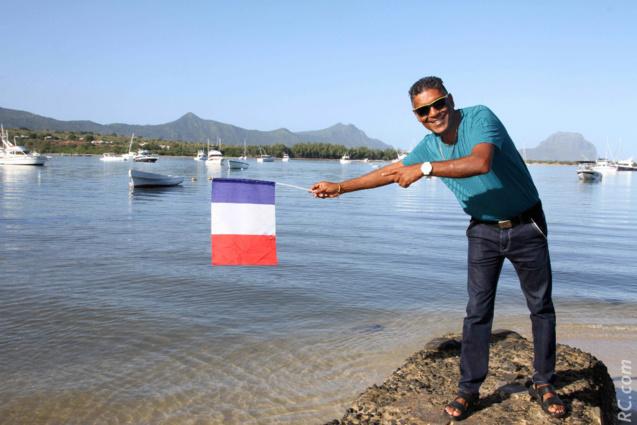 Jean-Pierre : « Allez la Réunion »