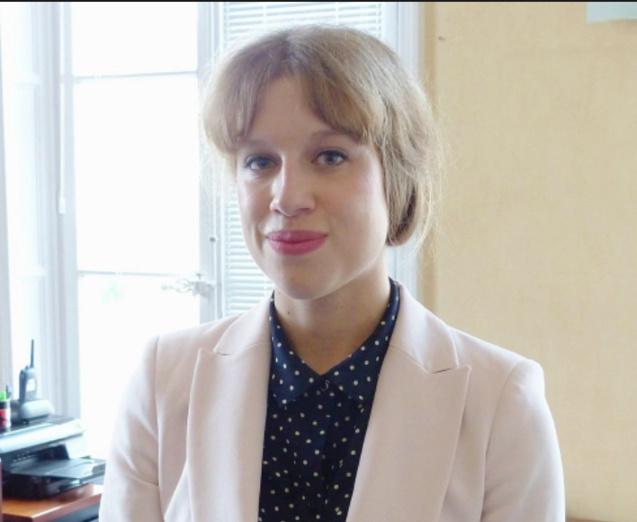 Camille Goyet, directrice de cabinet du Préfet de La Réunion